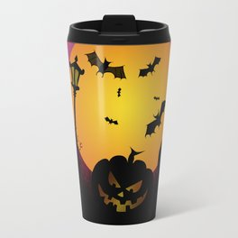 Spooky Halloween 6 Travel Mug