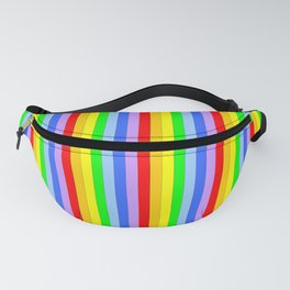 variation on the rainbow 1 Fanny Pack