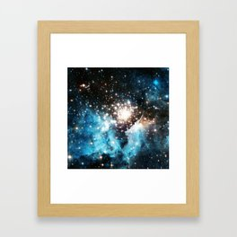 Give Me Space 3 Framed Art Print