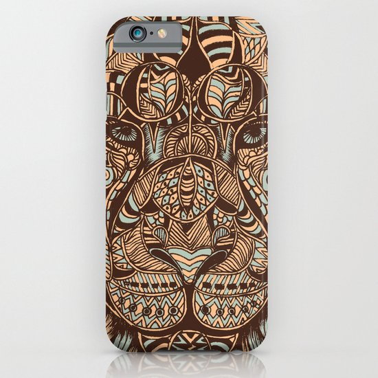 Lion (Royal) 2.0 iPhone & iPod Case