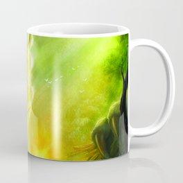 Dragon Hunter Coffee Mug