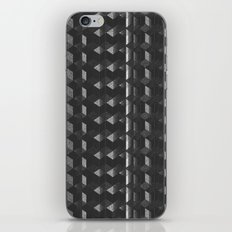 Burnt Out Noir iPhone & iPod Skin
