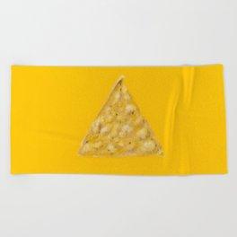 Tortilla Chip Beach Towel