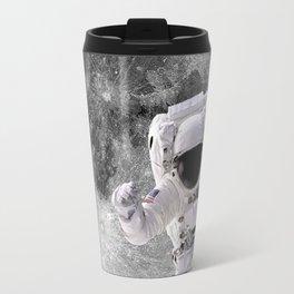 Flying To The Moon Travel Mug