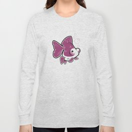 Moor Goldfish Long Sleeve T-shirt
