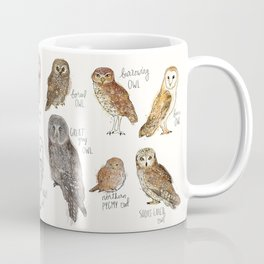 Owls Coffee Mug