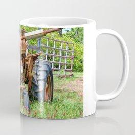 Rusty Farmall Coffee Mug