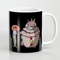ahs Mugs featuring Twisty and Dandy by Huebucket