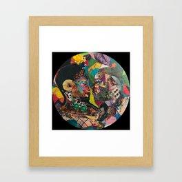 A Rich Love Framed Art Print