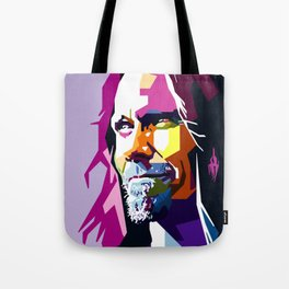 Th Smile Myles Kennedy Tote Bag