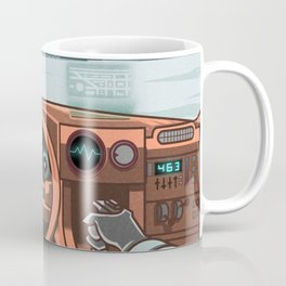 Night driver Coffee Mug