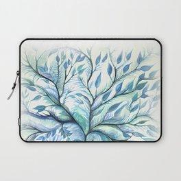 Tree of Life (blues) Laptop Sleeve