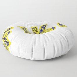 Fika- Folk style Floor Pillow