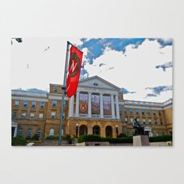 Flagship Bascom Canvas Print