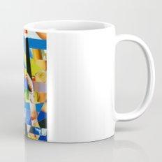 January (stripes 6) Mug
