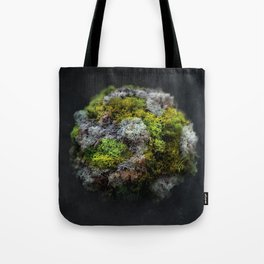 The Moss Globe Tote Bag