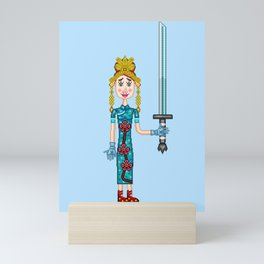 Sinagtala at 21 Years of Age Mini Art Print