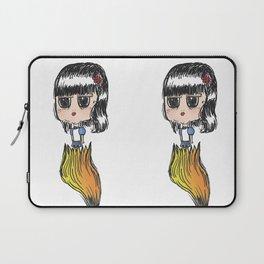 Little Girl Laptop Sleeve