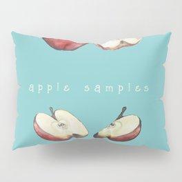 Apple Samples. Pillow Sham