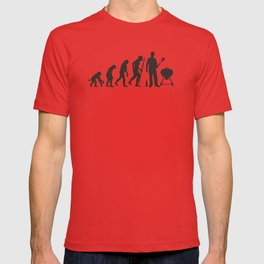 BBQ evolution T-shirt