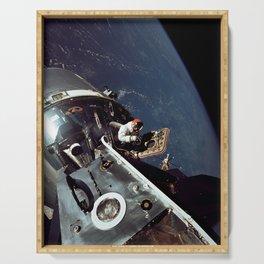 Apollo 9 - Spacewalk Serving Tray