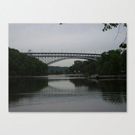 Inwood Hill Park, New York Canvas Print