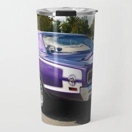 1970 Plum Crazy Coronet Super Bee No. 2 Travel Mug