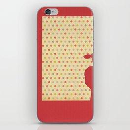 Red Sheep iPhone Skin