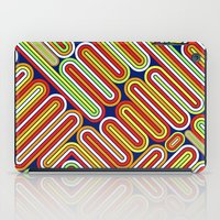 70s iPad Cases featuring 70s Kitsch by Roberlan Borges