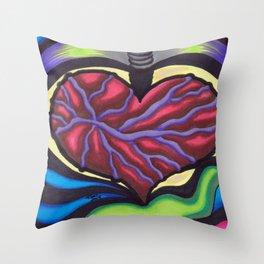 I Love You - Mazuir Ross Throw Pillow