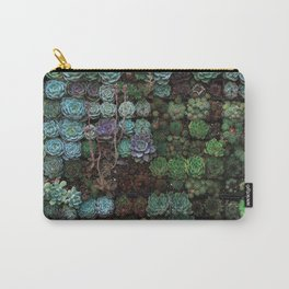 Succulent Frenzy Carry-All Pouch