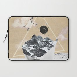 collage art / Wild Nature Laptop Sleeve