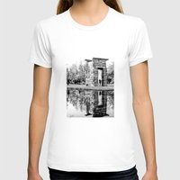 madrid T-shirts featuring Madrid reflections by PabloEgM