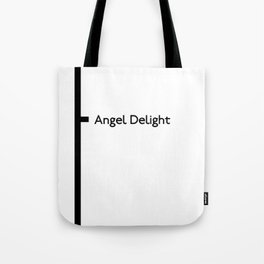 Angel Delight Tote Bag