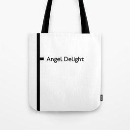 Angel Delight Tote Bag