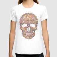 deadmau5 T-shirts featuring Acid Skull by Sitchko Igor