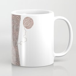 Knitting experience Coffee Mug