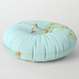 Baby Blue Floor Pillow