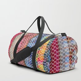Bohemian Lace Duffle Bag