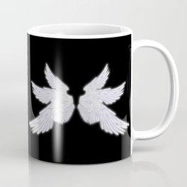 Archangel Michael with Feather Coffee Mug