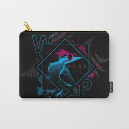 Neon WoodPecker Carry-All Pouch