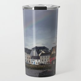 Galway Rainbow Travel Mug