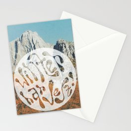 Winter Harvest Stationery Cards