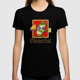 Oktoberfest Cartoon T-shirt