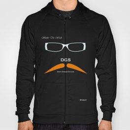 Dirty Ginger Stache Hoody