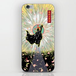Life of Buddha - 8. Passing away iPhone Skin