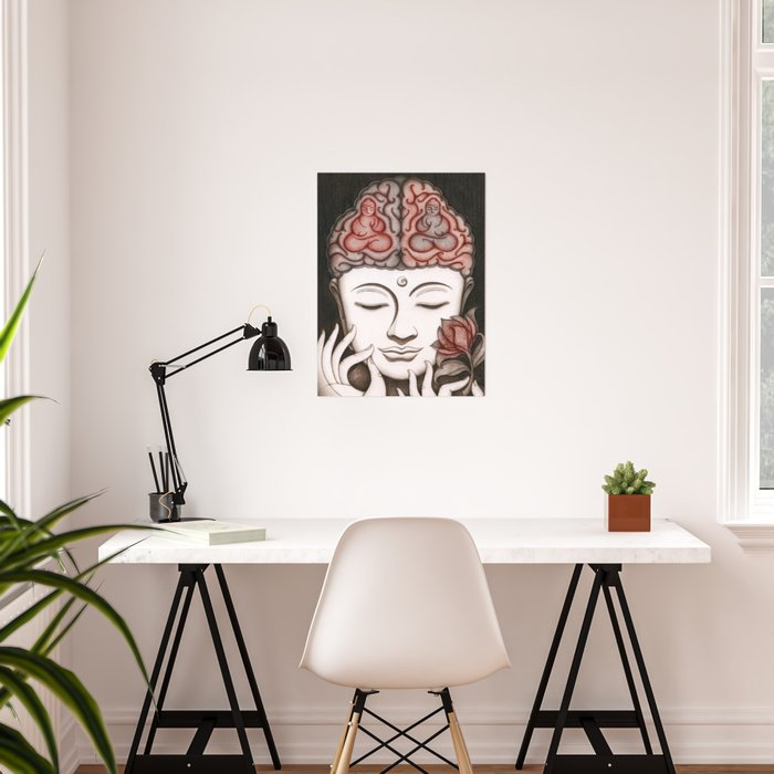 How meditation changes your brain... and makes you wiser? Poster