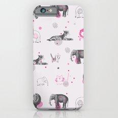 Animal Circus iPhone 6s Slim Case