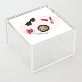 Сoffee Acrylic Box