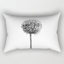 Allium pom Rectangular Pillow